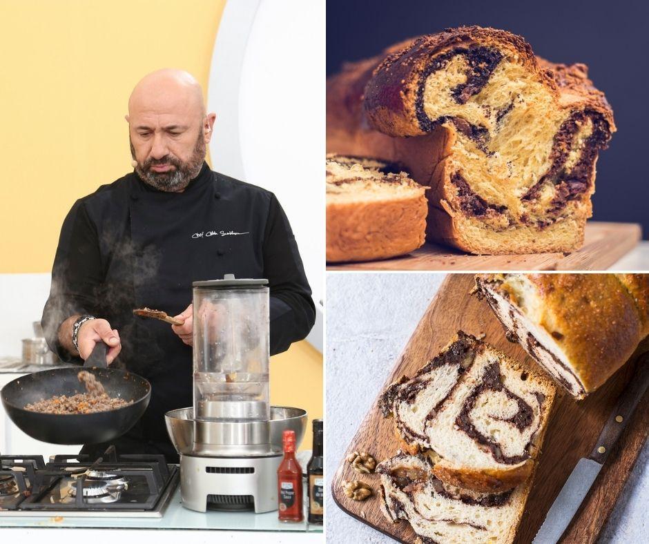 Rețeta de cozonac a lui Chef Cătălin Scărlătescu. Trucuri pentru cel mai bun cozonac de Paște
