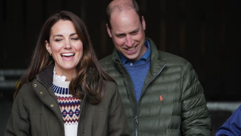 Prințul William, în vârstă de 38 de ani și soția sa, Kate Middleton, în vârstă de 39 de ani s-au căsătorit în 2011 la Westminster Abbey.