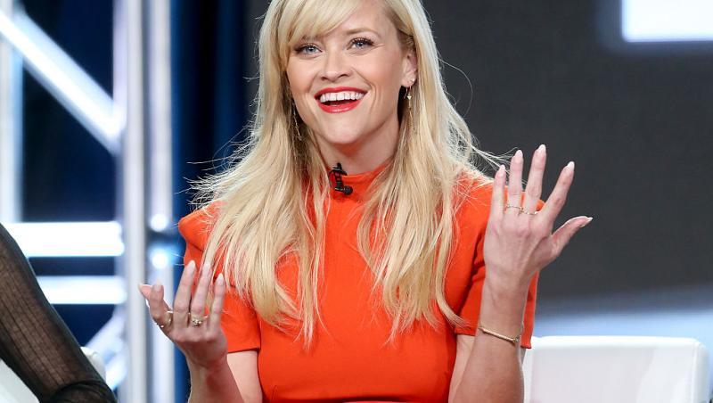 Reese Witherspoon a postat o fotografie din copilăria ei