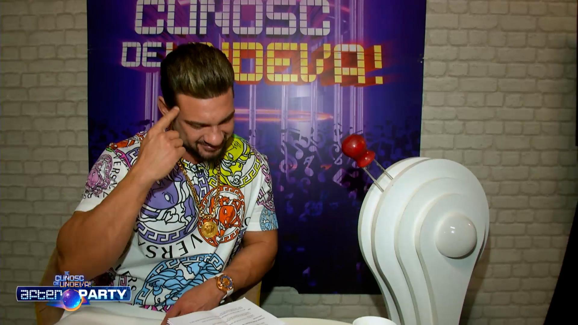 Dorian Popa prezintă Te Cunosc de Undeva! After Party, episodul 15. Hai să vezi cele mai tari faze din culise
