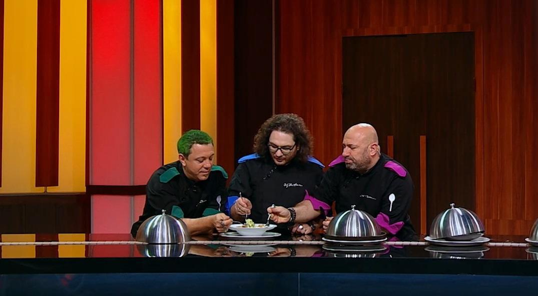 Chefi la cuțite, 18 mai 2021. Surpriză uriașă de la degustare, după al șaptelea duel. Ce farfurie a aplaudat chef Scărlătescu