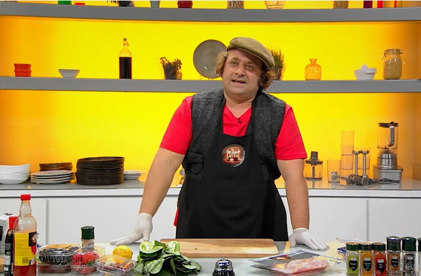 Marius Damian la Chefi la Cuțite