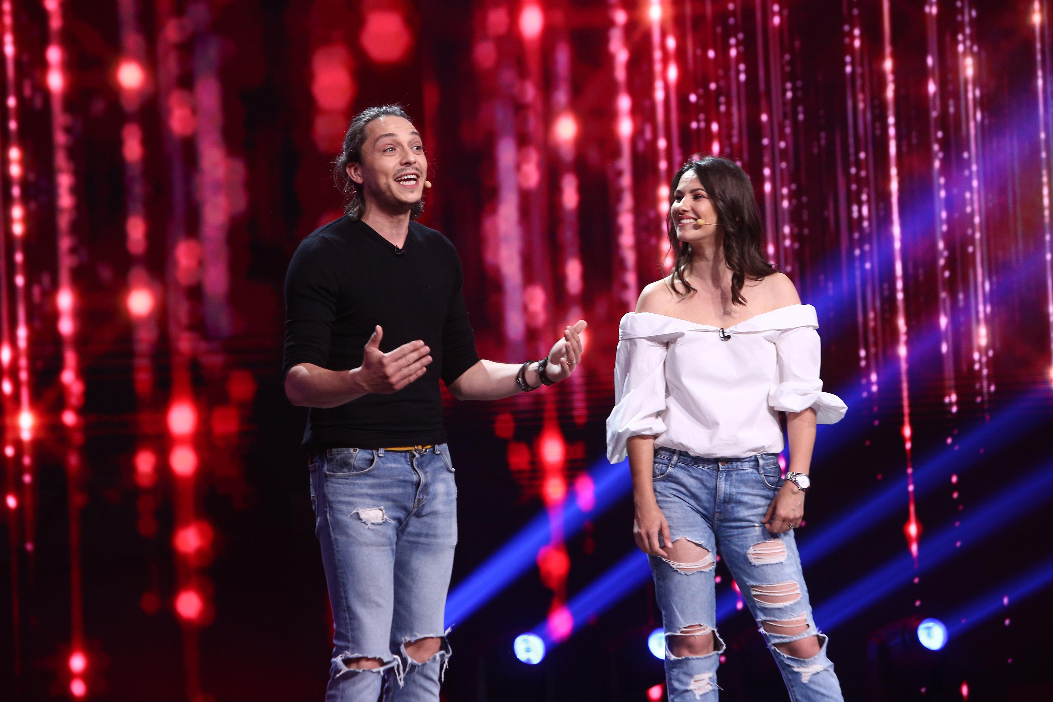 """iUmor,19 mai 2021.Alexandru și Liana Avădanei,ziși și Familiștii,au revenit în forță în semifinală.""""Sper să nu divorțeze pe scenă"""""""