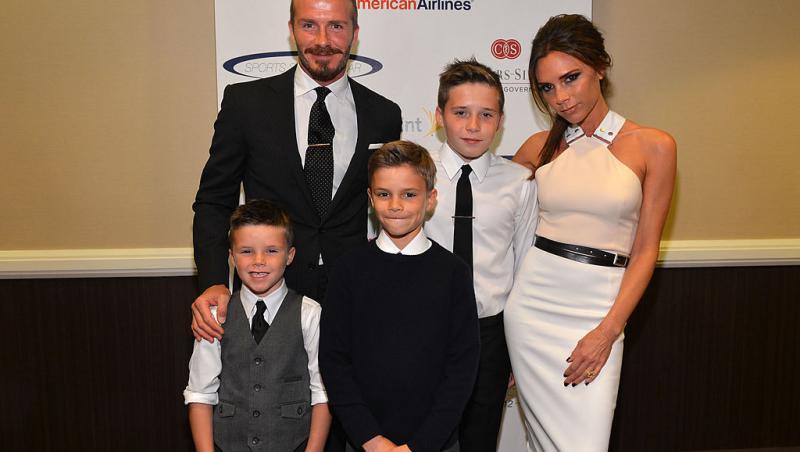 Vor fi David și Victoria Beckman bunici? Ce a postat fiul lor, Romeo, pe internet i-a făcut pe fani să creadă că va deveni tată