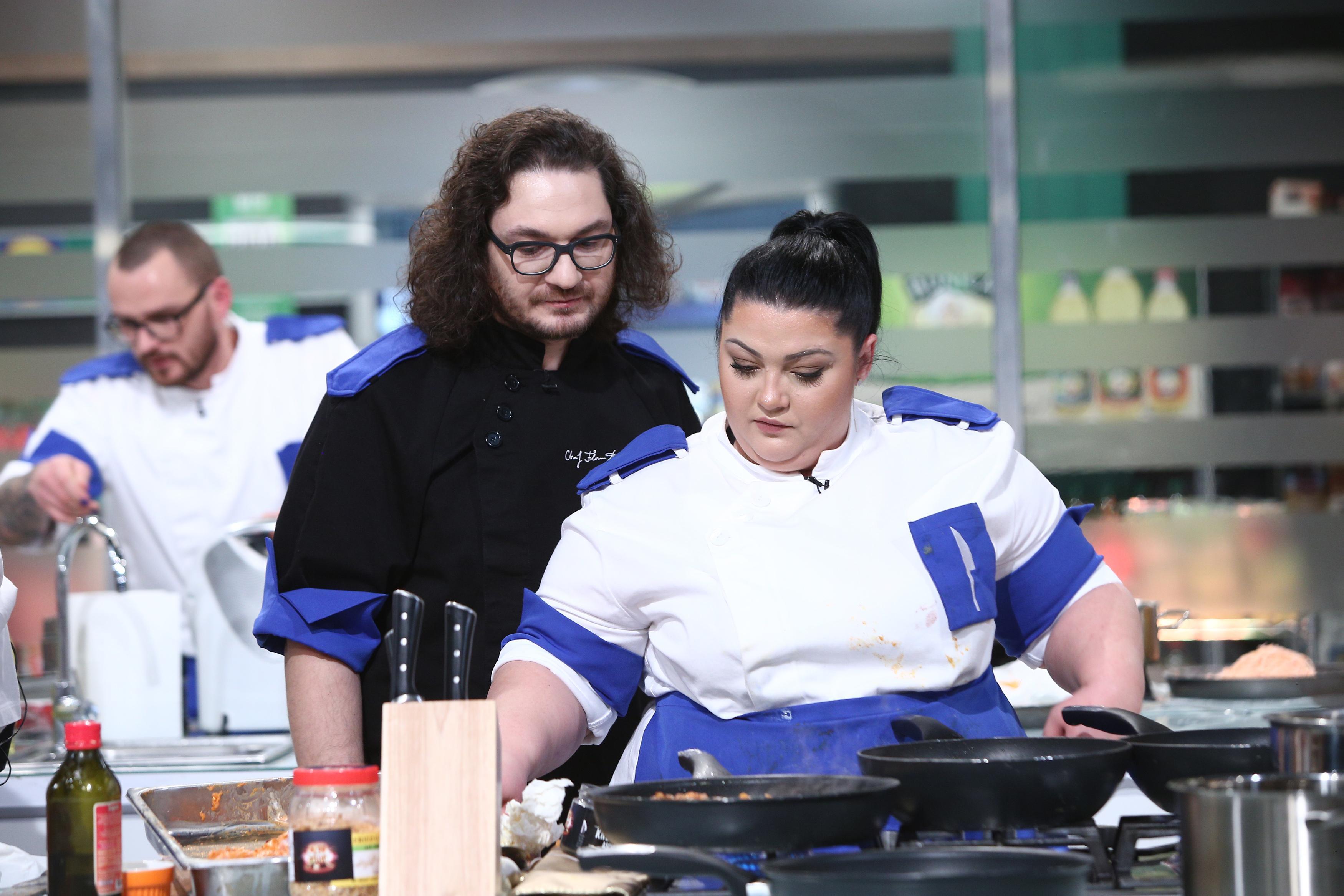 """Drama prin care trece Gabriela Porumbel de la """"Chefi la cuțite"""". Colegii din emisiune au sărit imediat s-o ajute"""