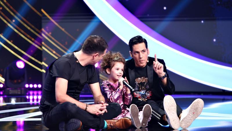"""În prima ediție a sezonului 10 """"Next Star"""", Brianna Fora a ales să interpreteze piesa """"Guguștiucul"""""""