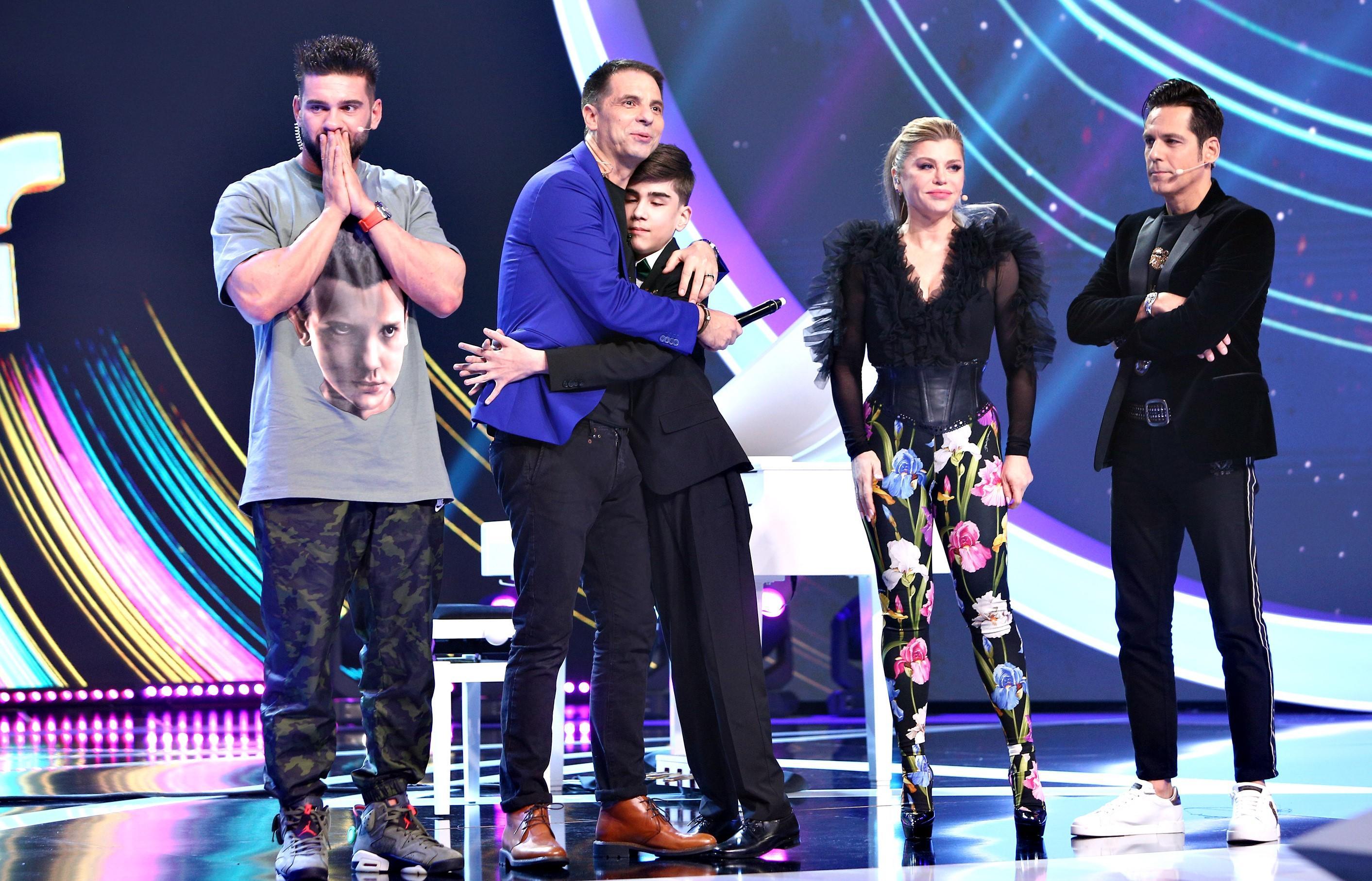 Next Star, 22 mai 2021. Amir Bălteanu este primul finalist al sezonului 10