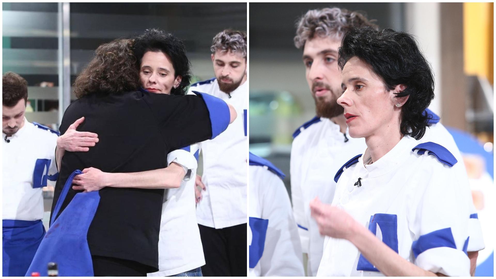 """Mesajul lui Florin Dumitrescu pentru Mirela Negoiță, după ce a fost eliminată de la Chefi la cuțite: """"Eu m-am ținut de promisiune"""""""
