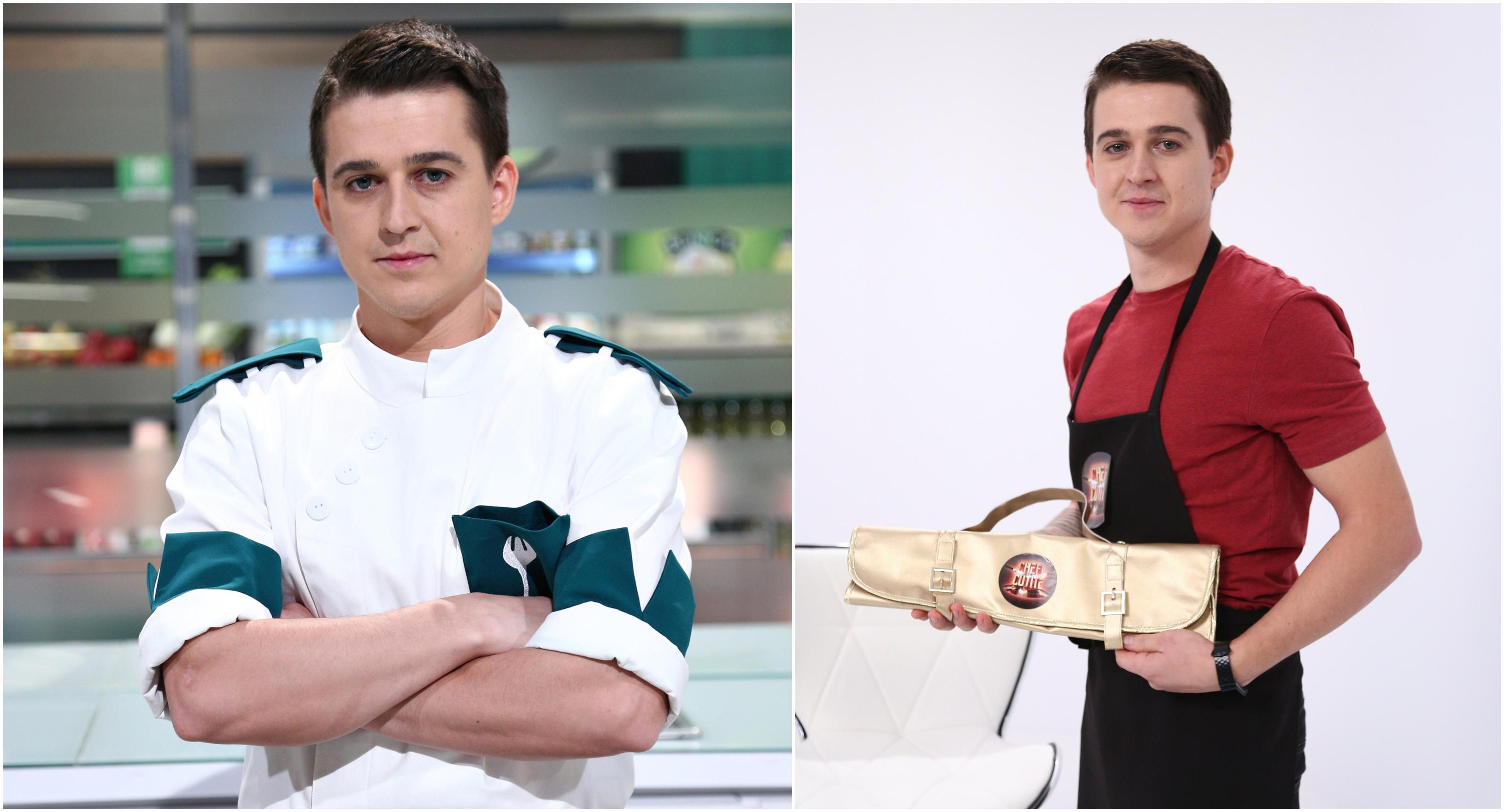 Chefi la cuțite 2021. Cum arată iubita lui Paul Vasile de la Chefi la Cuțite. Bucătarul se mândrește cu o șatenă superbă