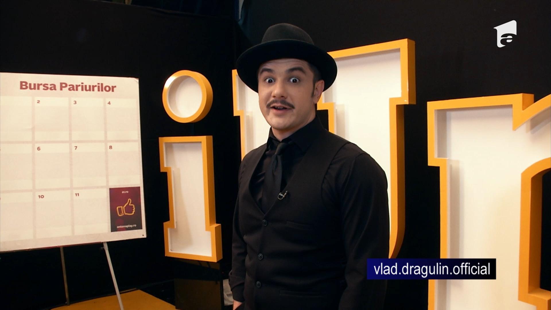 Vlad Drăgulin prezintă iMai mult Umor, episodul 15. Hai să vezi ce surprize din culise a pregătit!