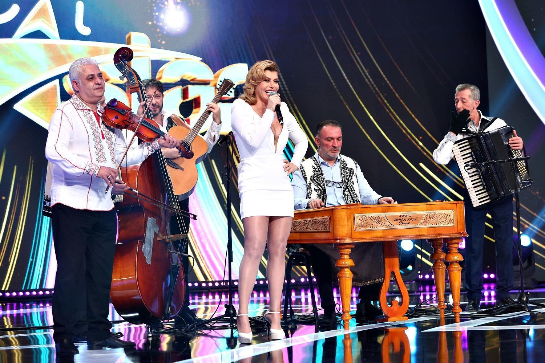 Loredana și Ștefan Bănică, recital pe scena Next Star