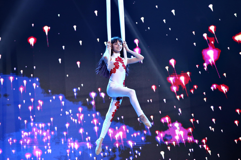 Next Star, 29 mai 2021. Isabela Pacriste, cu un dans lin ca un zbor, i-a lăsat cu gura căscată pe jurații Next Star