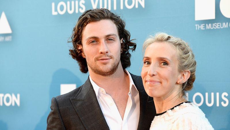 Regizorul Sam Taylor Johnson și actorul Aaron Taylor Johnson formează unul dintre cele mai longevive cupluri de la Hollywood