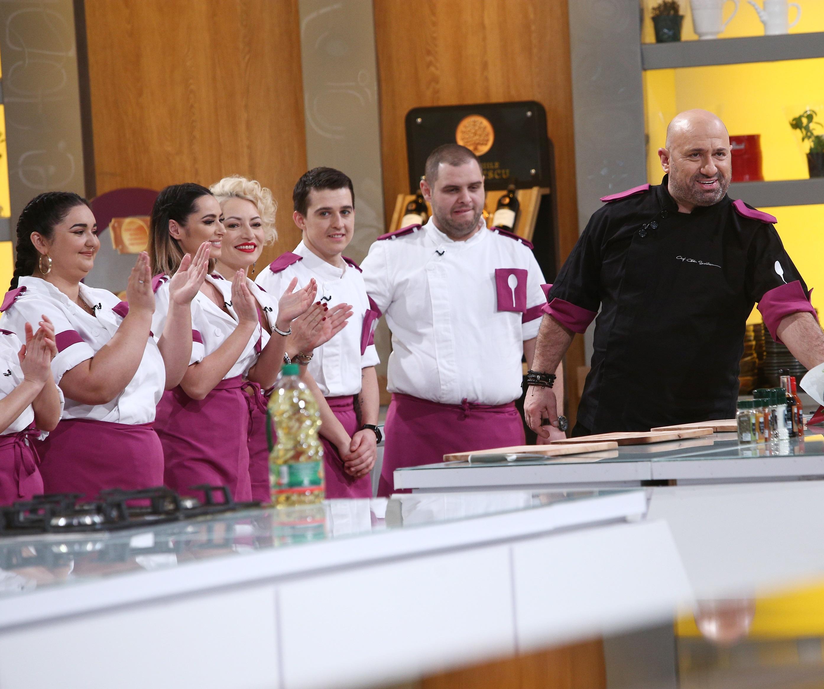 Chefi la cuțite, 30 mai 2021. Proba de gătit ce i-a încurcat pe concurenți. Ce a anunțat Irina Fodor