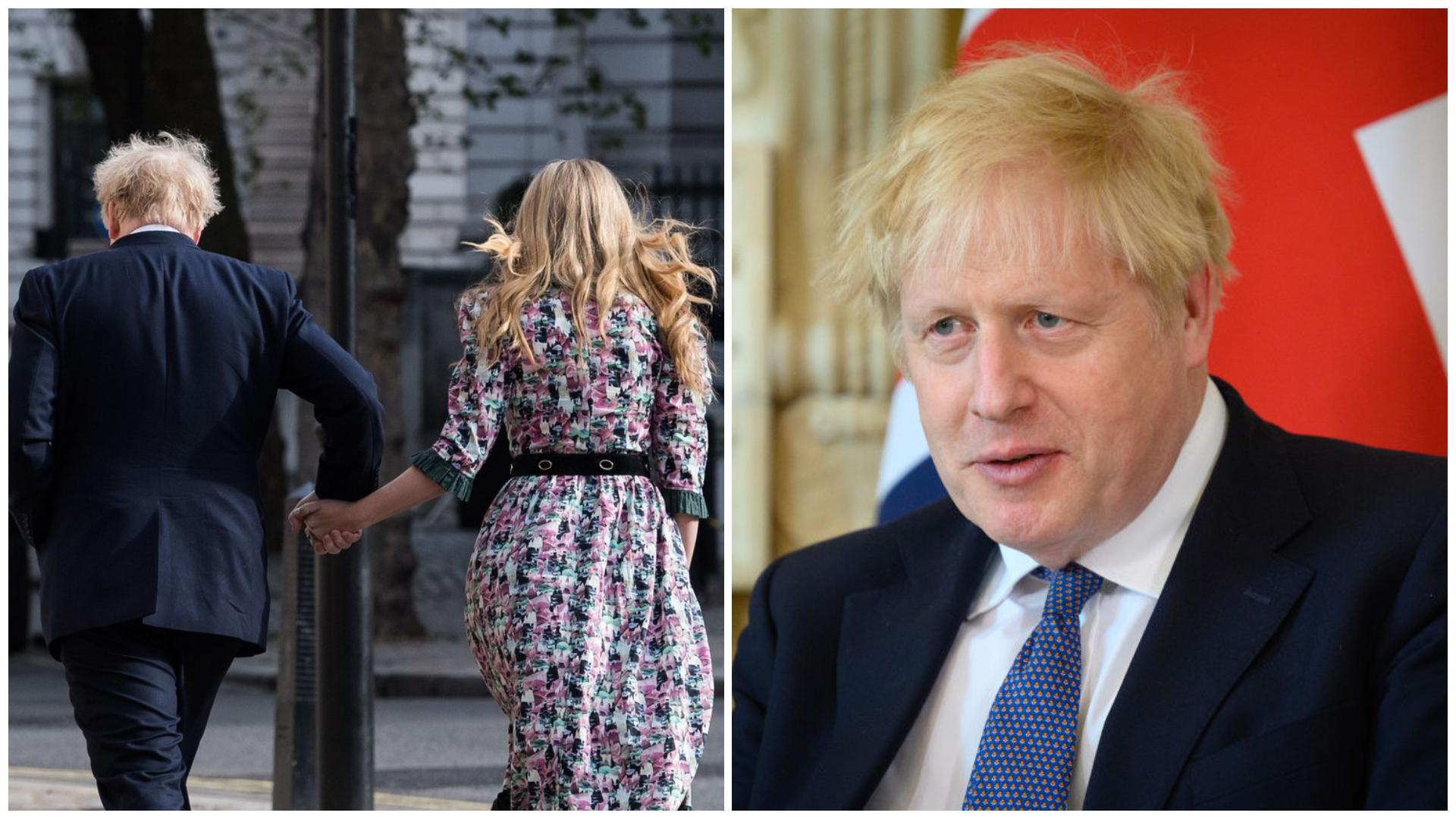 Cine este și cum arată Carrie Symonds, soția lui Boris Johnson. Femeia e cu 23 de ani mai tânără decât premierul britanic