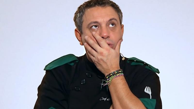 """Sorin Bontea a fost dezamăgit că echipa sa nu s-a descurcat bine în cel de-al 12-lea battle de la """"Chefi la cuțite"""""""