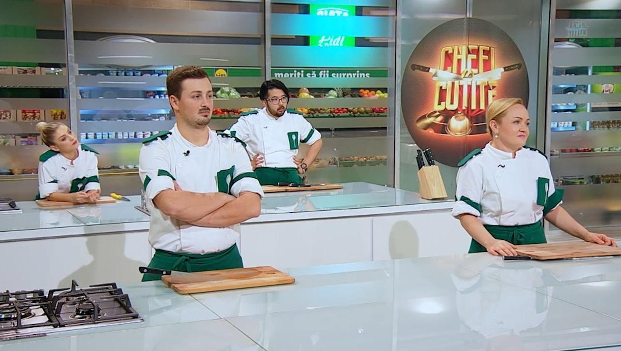Chefi la cuțite, 31 mai 2021. Temă de gătit ce i-a bucurat pe concurenții de la duel. Ce trebuie să gătească