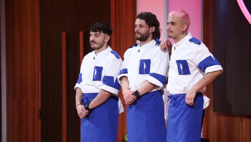 Radu Micu a părăsit competiția Chefi la cuțite