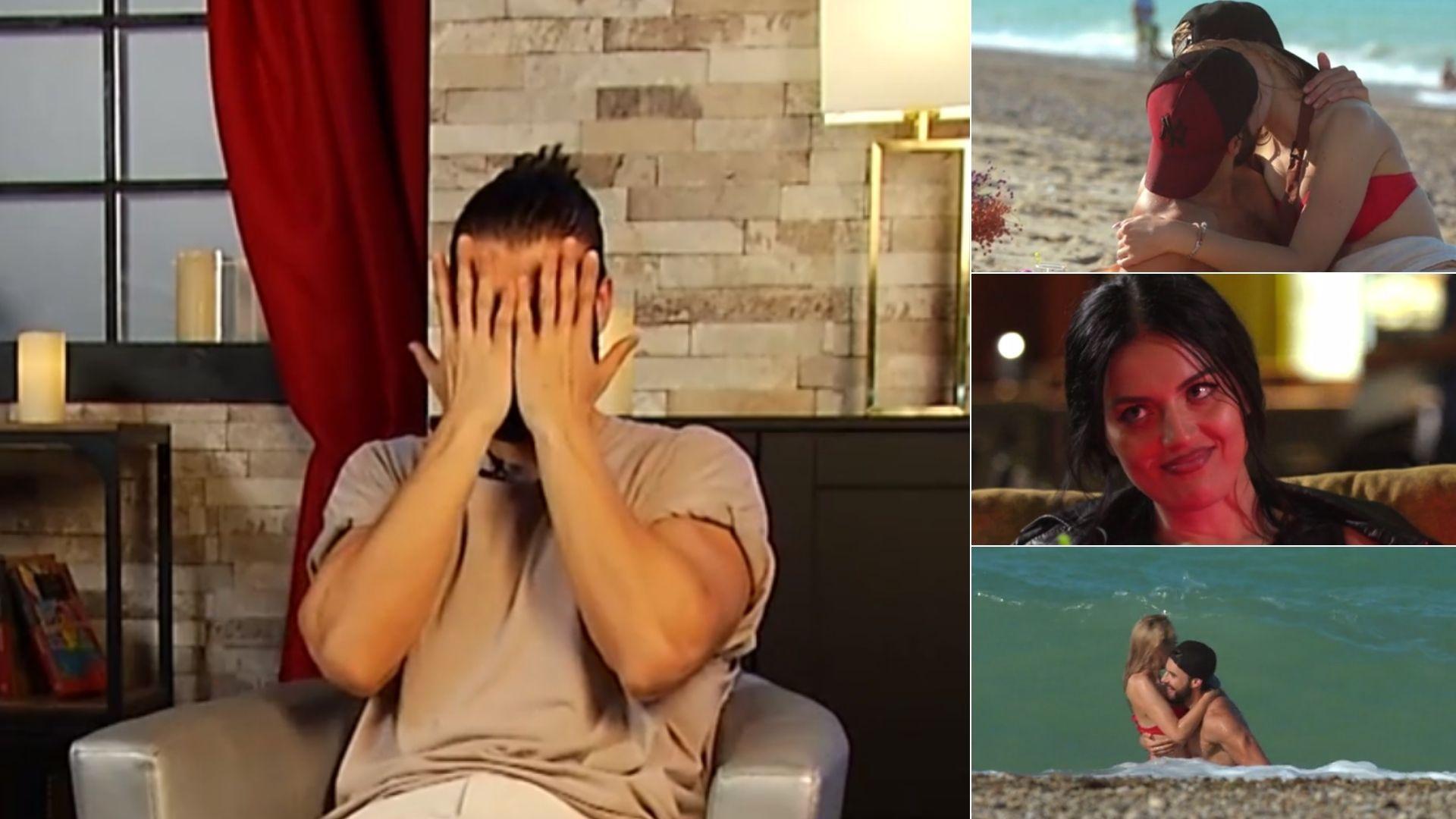 Burlacul - Destăinuiri, 6 mai 2021. Momentul romantic la care Andi Constantin și-a acoperit fața cu mâinile