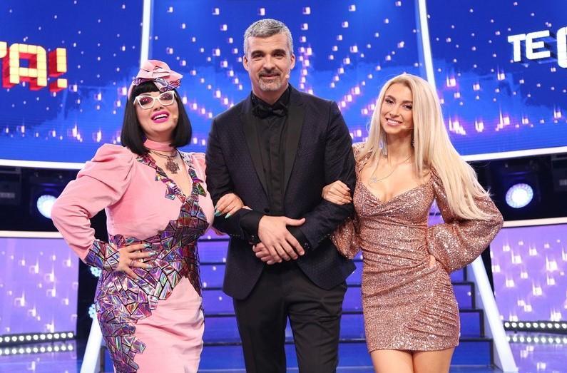 Te cunosc de undeva, 8 mai 2021. Andreea Bălan și Alina Pușcaș au impresionat cu ținutele lor spectaculoase în Gala Nemuritorilor
