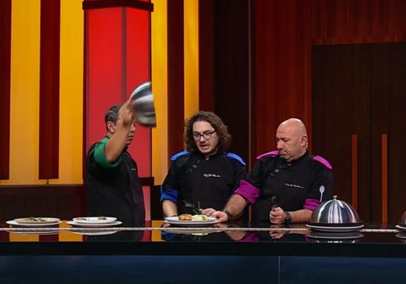 """Chefi la cuțite, 9 mai 2021. Cea mai spectaculoasă degustare de până acum! Cătălin Scărlătescu, """"impresionat până la lacrimi"""""""