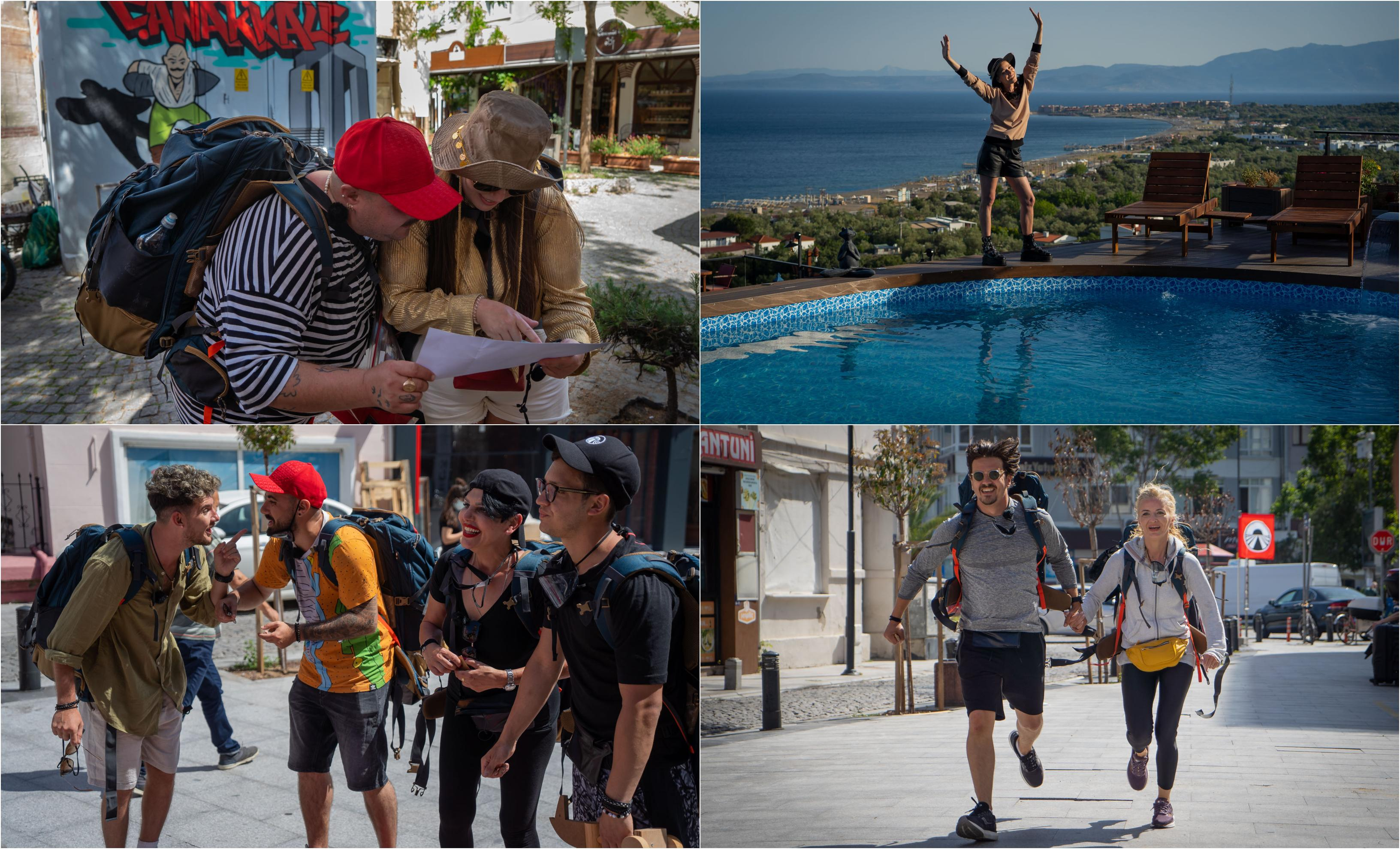 Jurnal de Asia Express. Cum arată și ce fac cele nouă perechi de concurenți după primele misiuni pe Drumul Împăraților