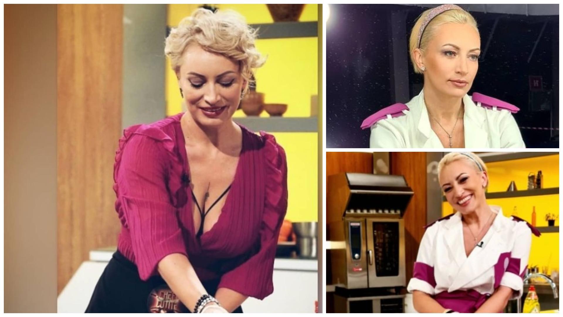 Cum arată Nicoleta Pop de la Chefi la cuțite în costum de baie. Concurenta lui Scărlătescu se mândrește cu forme voluptoase