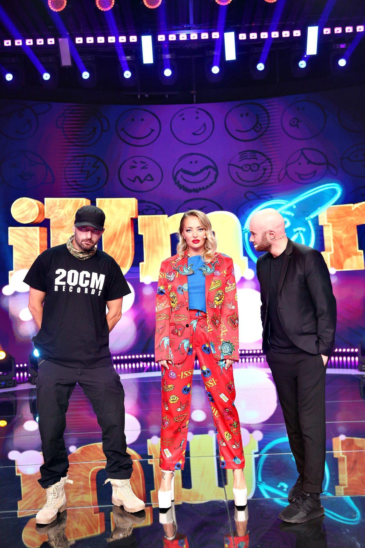 Delia, alături de Cheloo și Mihai Bendeac, pe scena iUmor