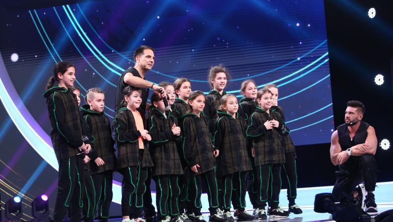Trupa de dans Mini District, show complet la Next Star 2021