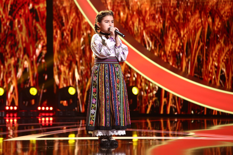 """Next Star, 12 iunie 2021. Filofteia Bârdeanu, interpretare perfectă: """"Ești un mesager al cântecului autentic românesc"""""""