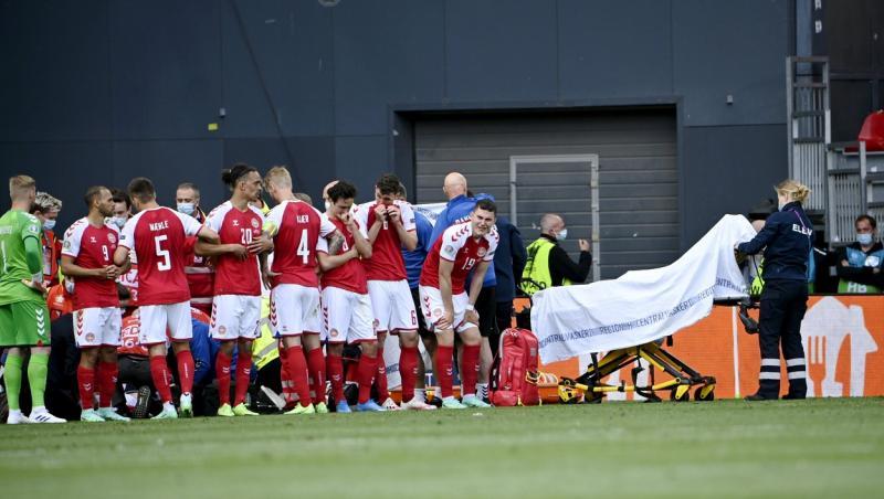 Echipa daneză de fotbal, în jurul lui Christian Eriksen