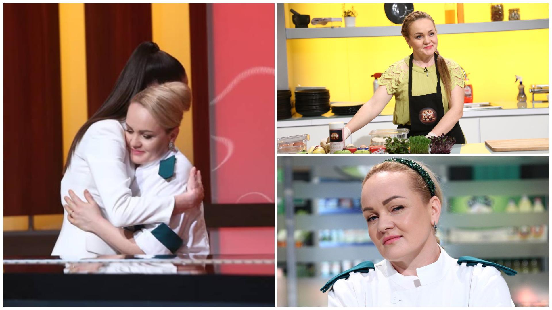 """Ce mesaj a transmis Victorina Matveev după ce a fost eliminată înainte de semifinala Chefi la cuțite: """"Un lucru e sfânt"""""""