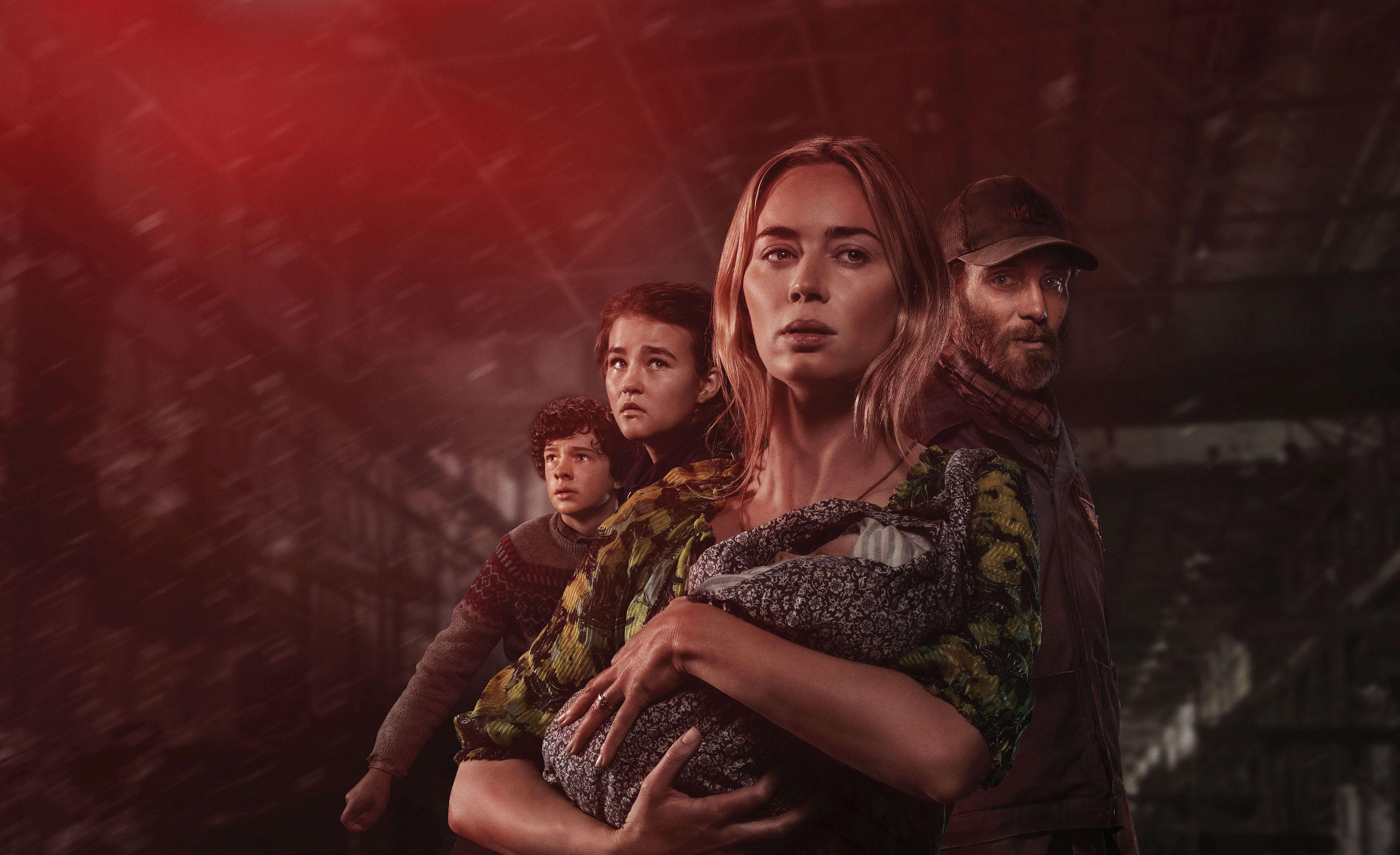 A quiet place 2, primul film realizat în pandemie care reușește să facă încasări de peste 100 de milioane de dolari