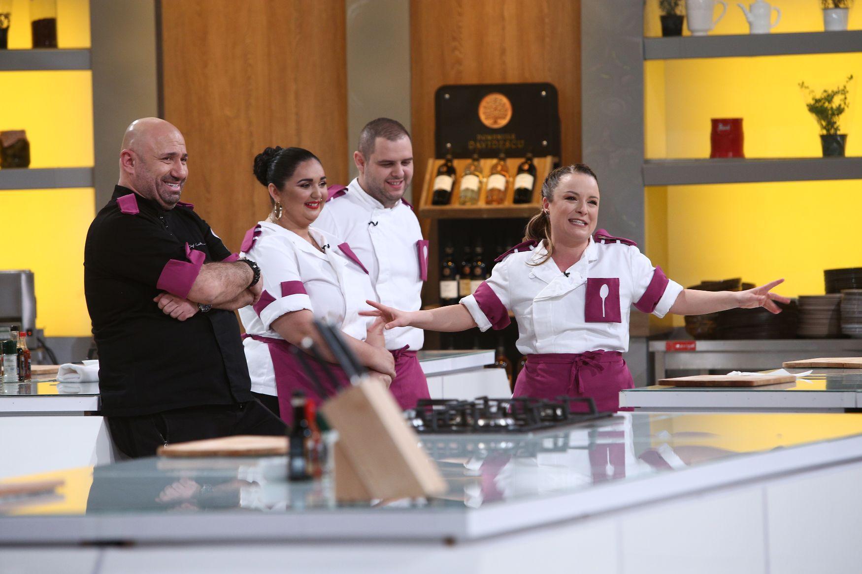 Aseară, când show-ul a stabilit un nou record de audiență, Chefi la cuțite și-a ales semifinaliștii sezonului 9