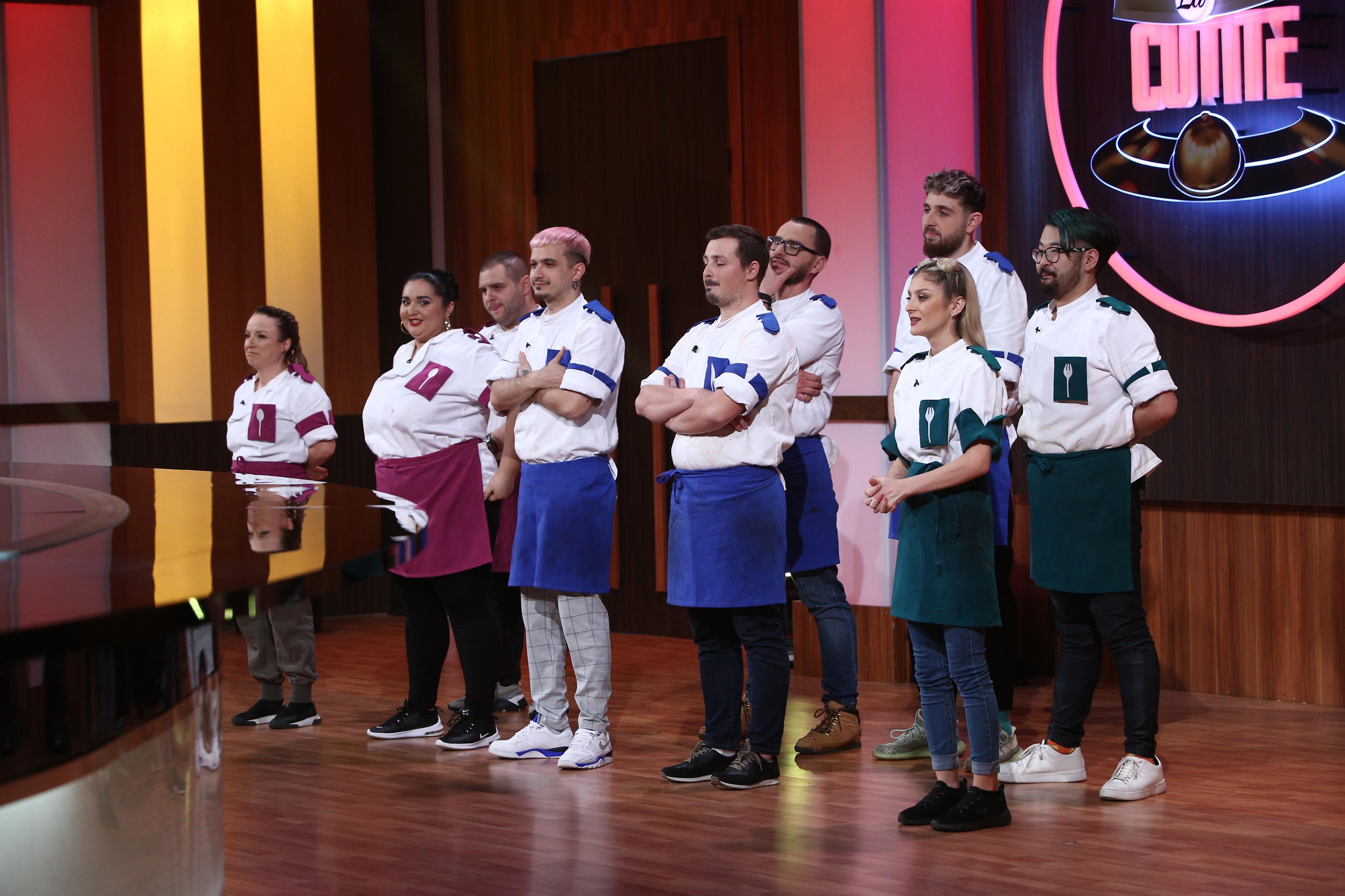 Chefi la cuțite 2021. Cine sunt finaliștii care luptă pentru marele premiu din sezonul 9