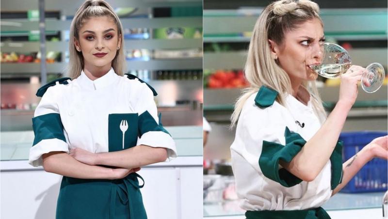 Elena Matei, finalistă la Chefi la cuțite sezonul 9