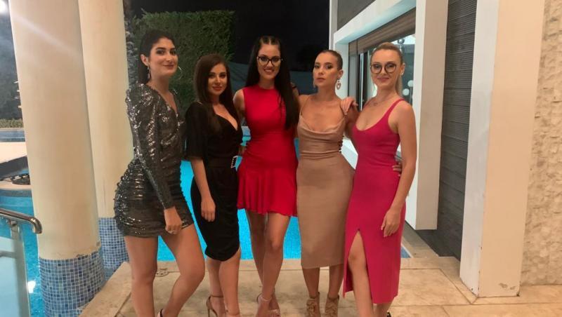 cele cinci fete de la burlacul sezon 6