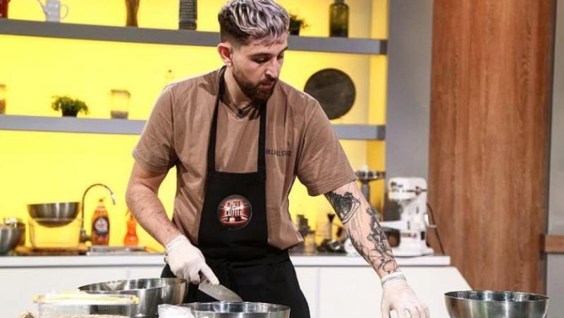 Ștefan Borleanu, în preselescțiile Chefi la cuțite