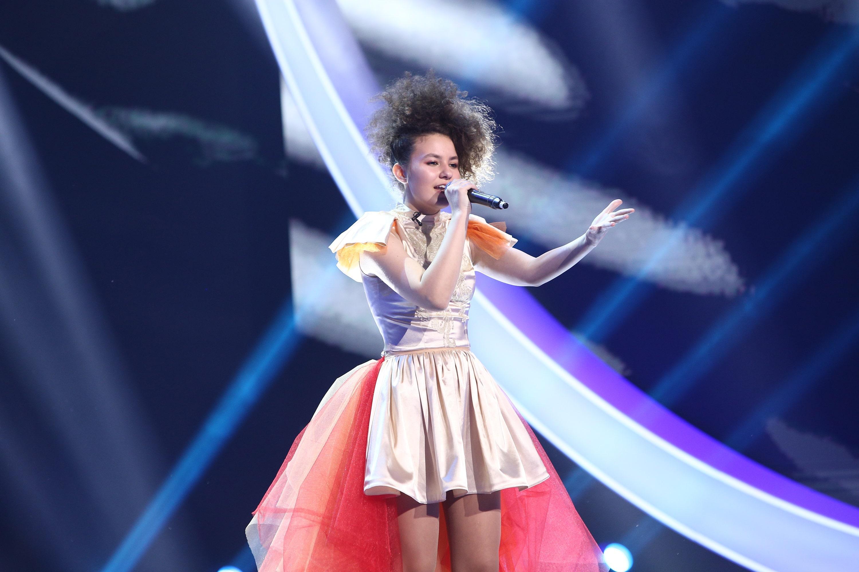 Next Star, 19 iunie 2021. Suana, românca din Kuweit care a avut o interpretare vocală spectaculoasă, dar nu a convins juriul