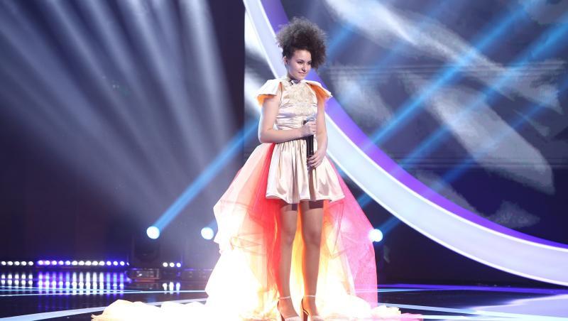 Suana a venit la Next Star cu o piesă grea
