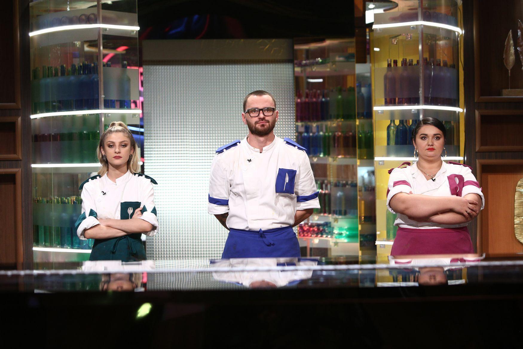 Elena Matei și Cătălin Amarandei, dezvăluiri la rece despre finala Chefi la cuțite. Ce mărturisiri au făcut concurenții