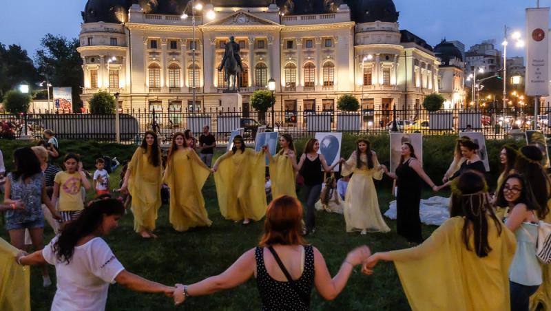 Sânzienele 2021 își au originea într-un străvechi cult solar și denumirea sărbătorii provine de la Sancta Diana, Zeița Silvestră