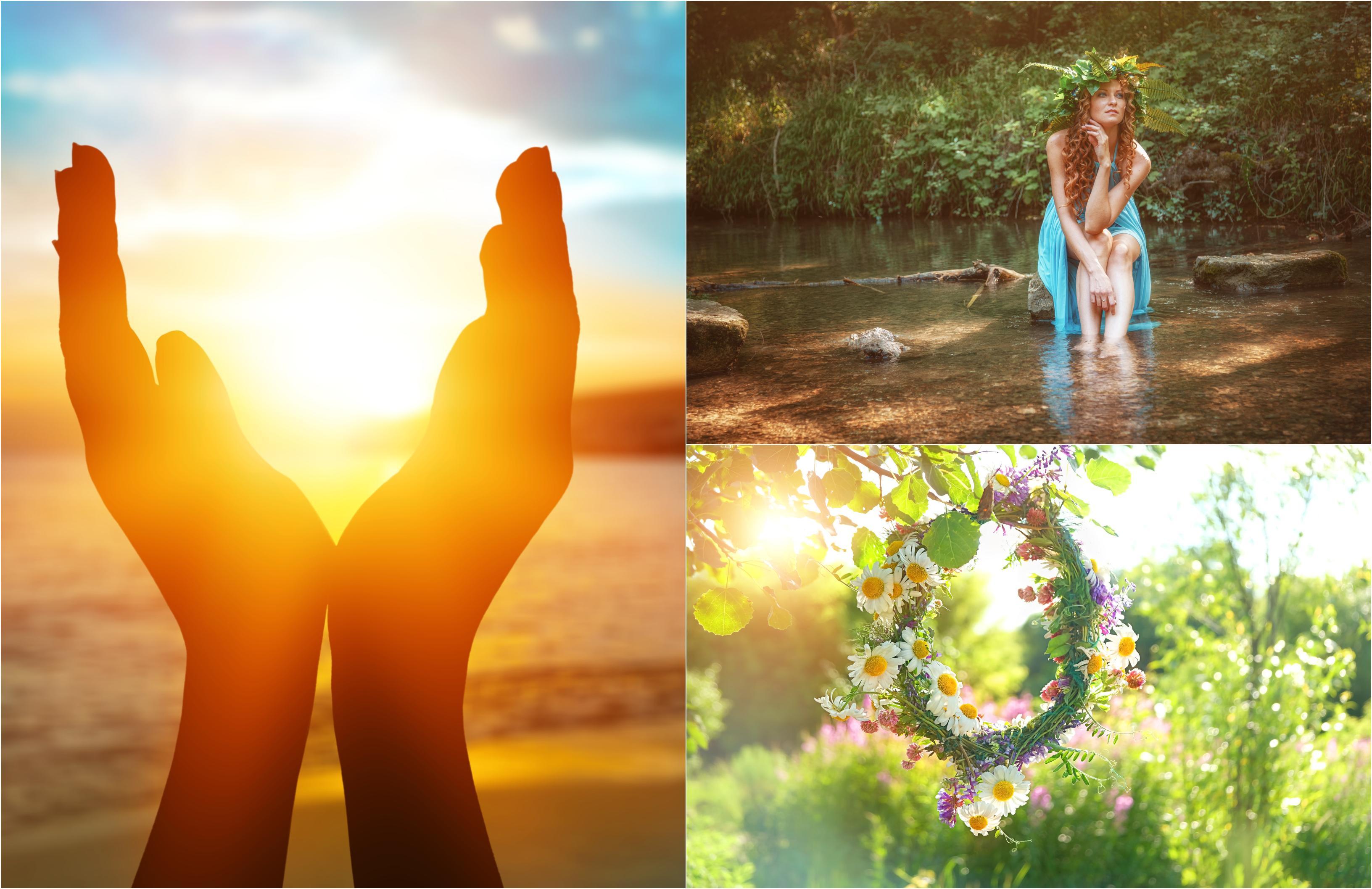 Solstițiul de vară 2021. Cea mai lungă zi din an este pe 21 iunie. Câte ore de lumină va avea ziua și ce tradiții sunt respectate