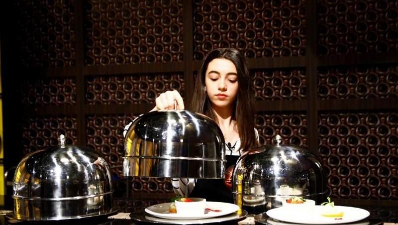 Miruna Bontea a venit în 2018 la Chefi la cuțite pentru a-și surprinde tatăl