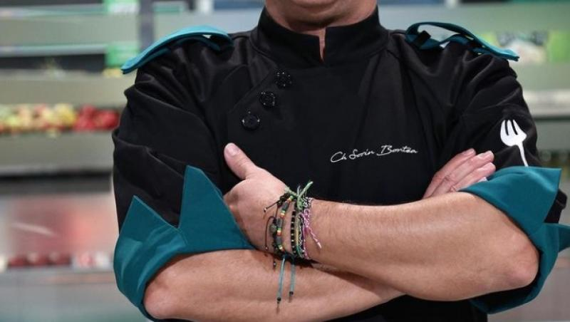 Sorin Bontea a încheiat sezonul 9 d ela Chefi la cuțite