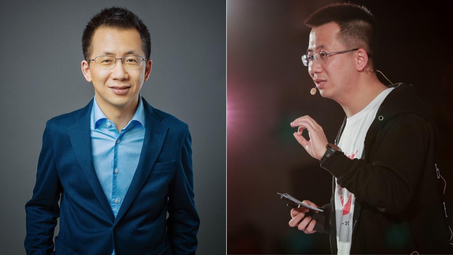 Cine este Zhang Yiming, omul din spatele Tiktok. De ce nu există poze în mediul online cu soția sa