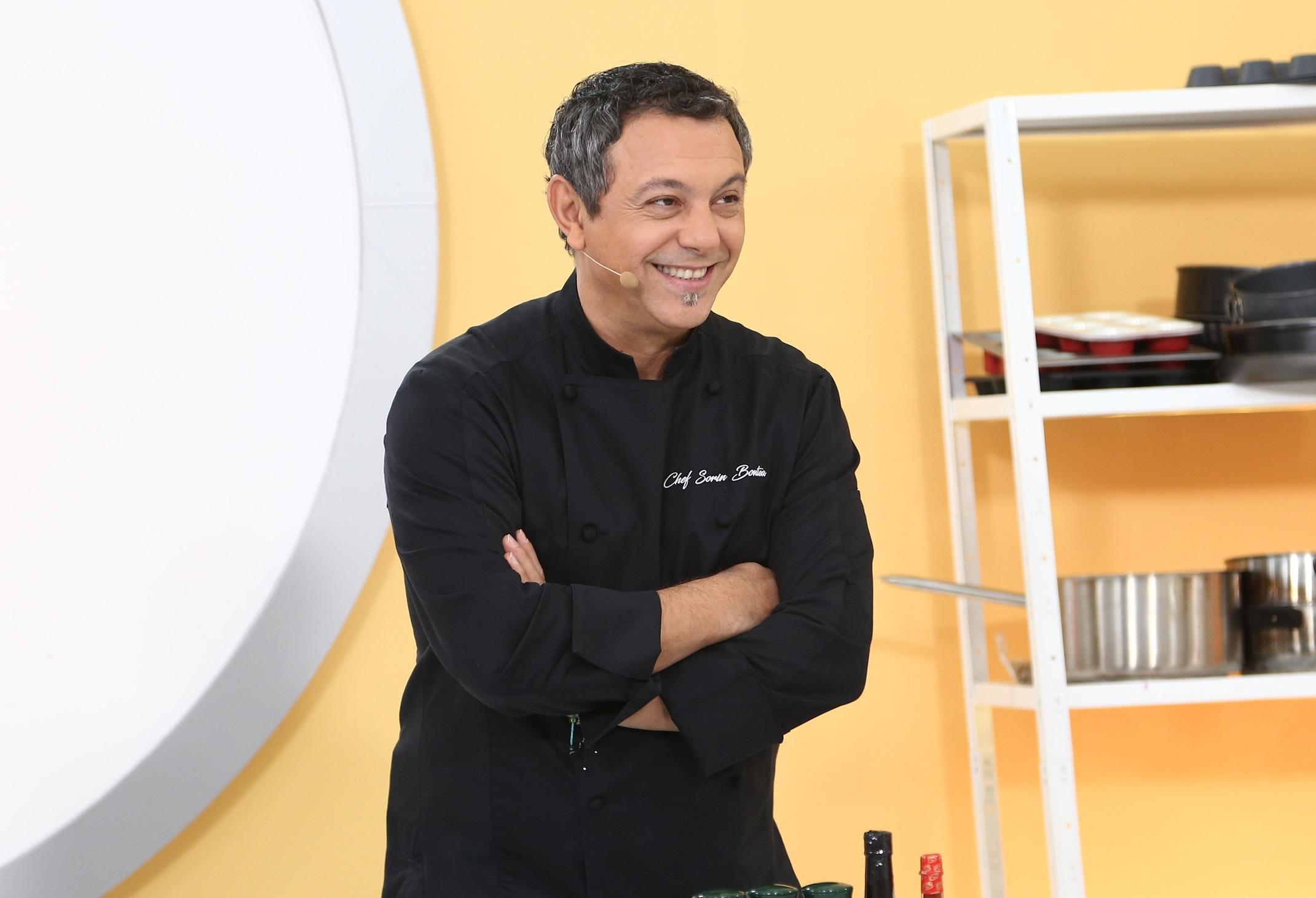 """Sorin Bontea are un talent neștiut, ce i-a uimit pe fani. Detalii surprinzătoare despre juratul """"Chefi la cuțite"""""""