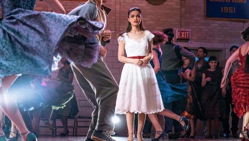 """Rachel Zegler, în """"West Side Story"""""""