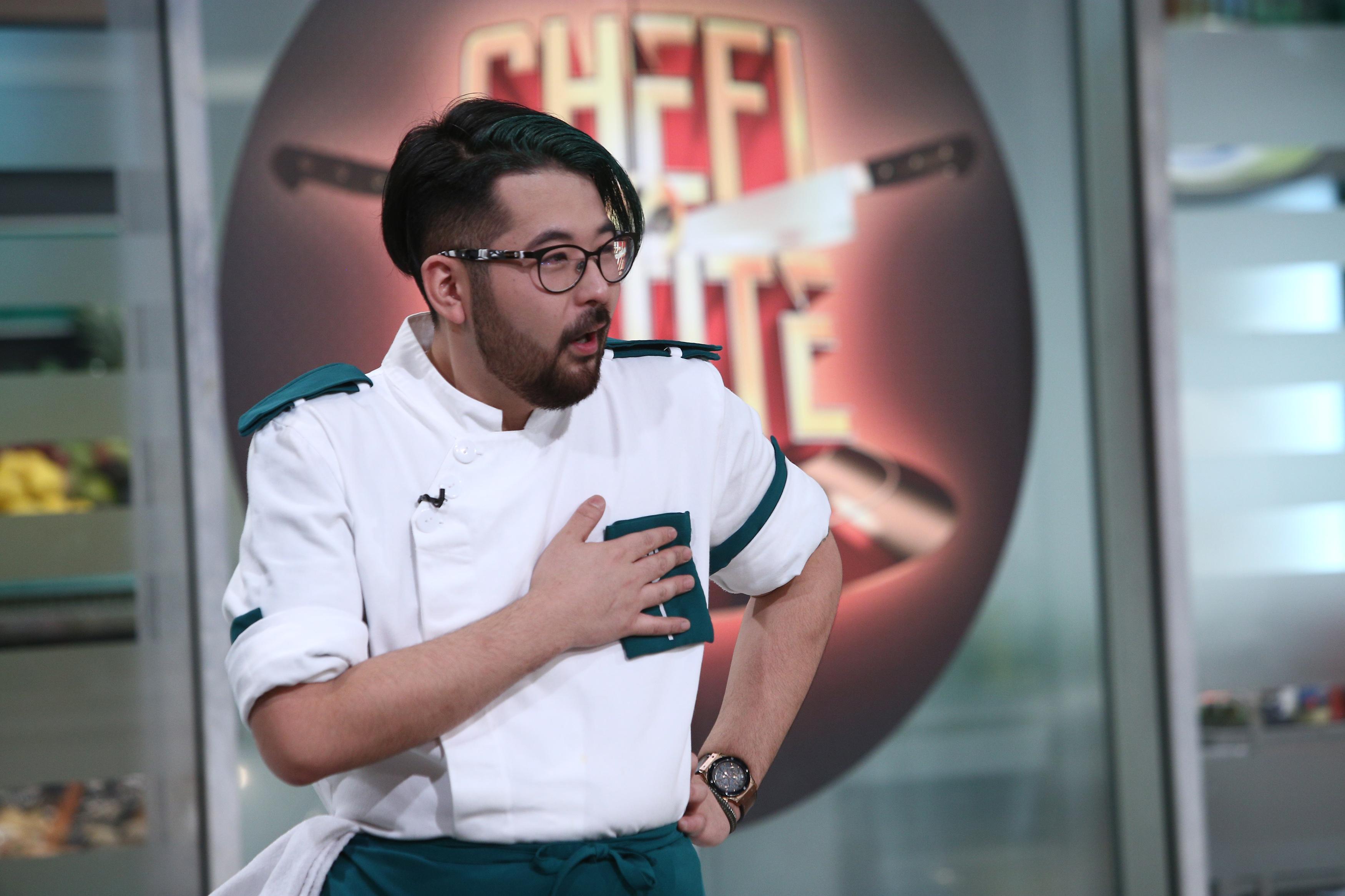"""Ce face Rikito Watanabe (Riki) după """"Chefi la cuțite"""". Imaginile care l-au dat imediat de gol"""