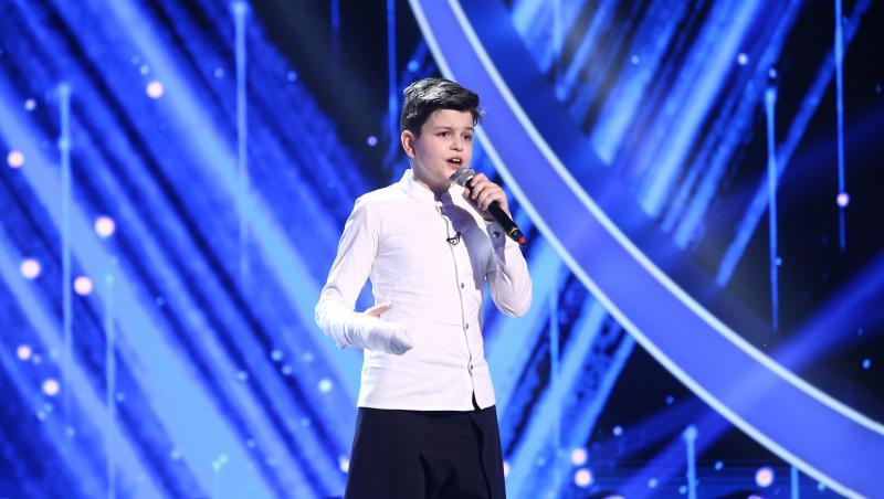 Alexandru Ojog, pe scenă la Next Star 2021